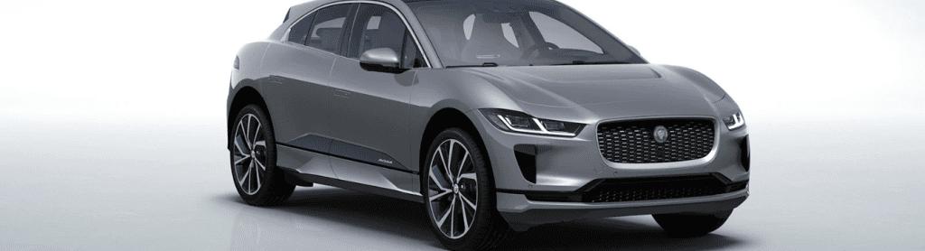 Jaguar I-Pace - CARROS ELÉTRICOS E IPVA