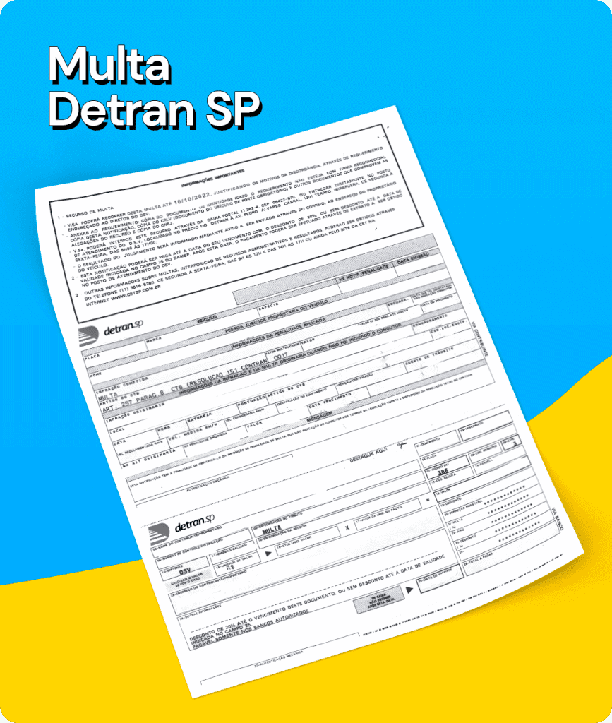 Multa Detran SP - O que é Detran?