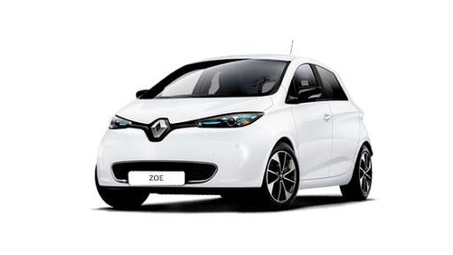 Renault Zoe - CARROS ELÉTRICOS E IPVA
