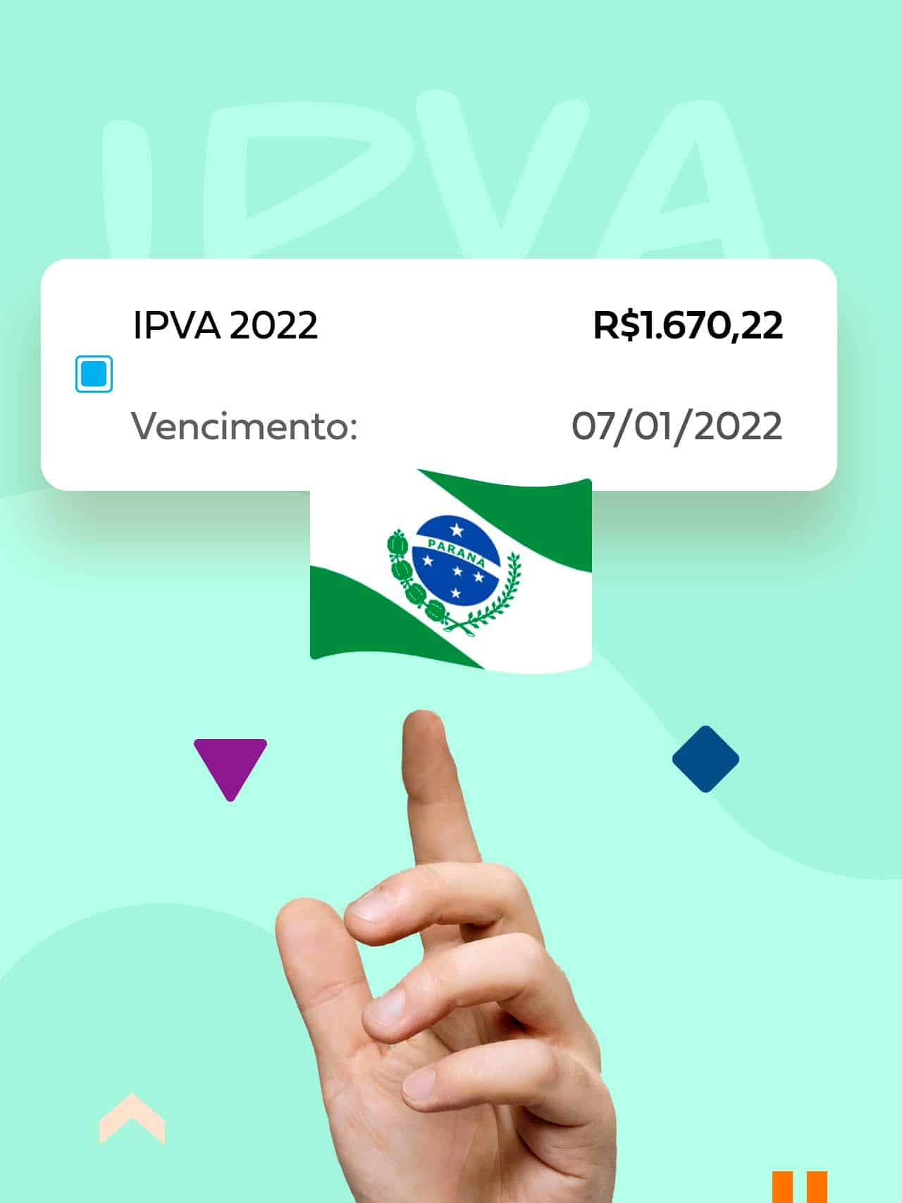 Web Stories - Gringo - IPVA - PR