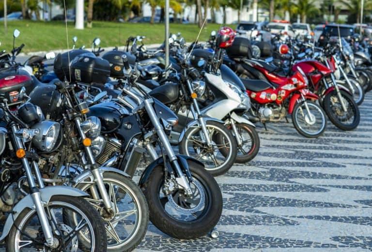 licenciamento de moto